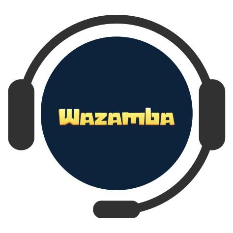 Wazamba Casino - Support
