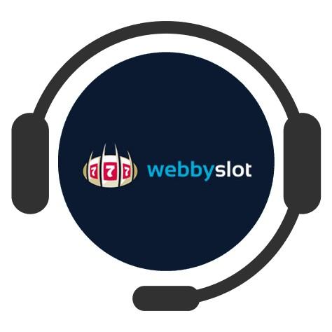 Webbyslot Casino - Support