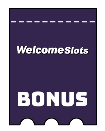 Latest bonus spins from WelcomeSlots