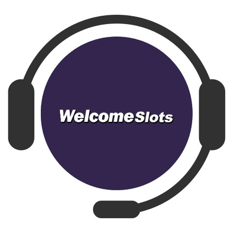 WelcomeSlots - Support