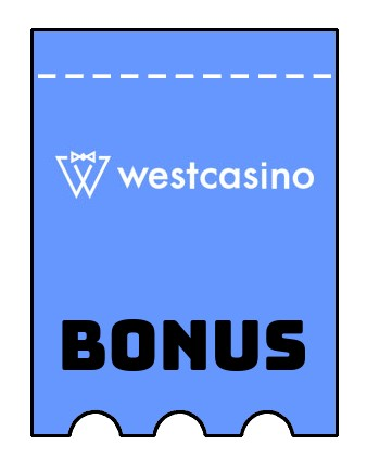 Latest bonus spins from WestCasino