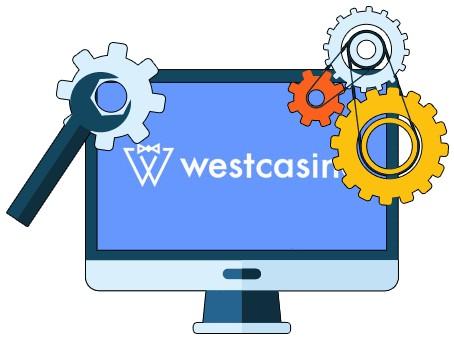 WestCasino - Software