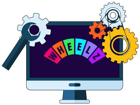 Wheelz - Software