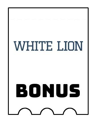 Latest bonus spins from WhiteLionBet Casino