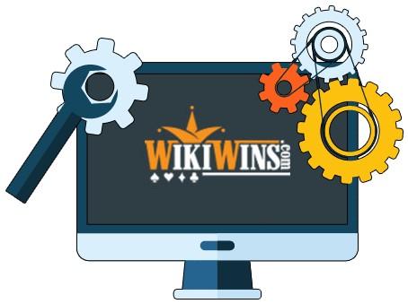 Wiki Wins Casino - Software