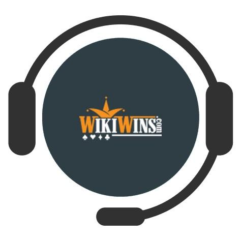 Wiki Wins Casino - Support