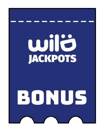 Latest bonus spins from Wild Jackpots Casino