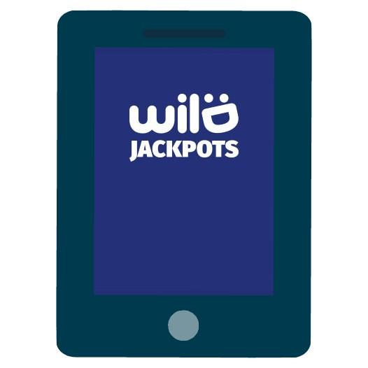 Wild Jackpots Casino - Mobile friendly