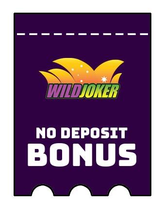 Wild Joker - no deposit bonus CR