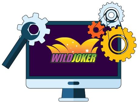 Wild Joker - Software