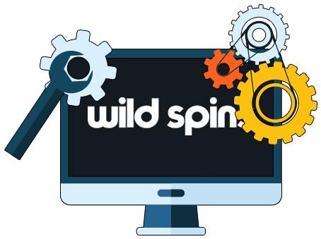 Wild Spins - Software