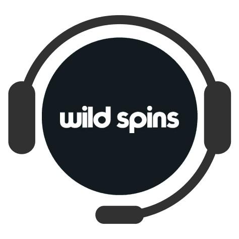 Wild Spins - Support