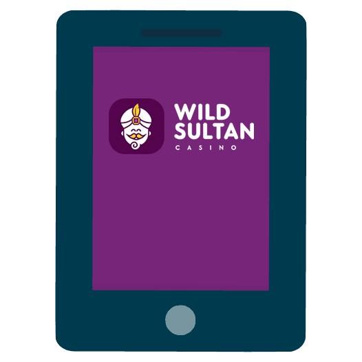 Wild Sultan Casino - Mobile friendly