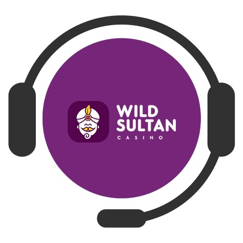 Wild Sultan Casino - Support