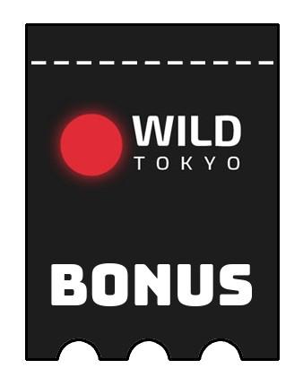 Latest bonus spins from Wild Tokyo