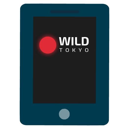 Wild Tokyo - Mobile friendly