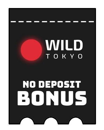 Wild Tokyo - no deposit bonus CR