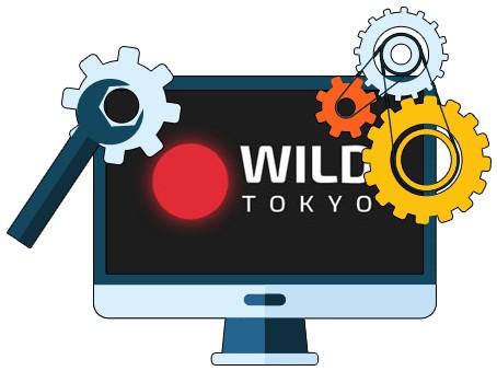 Wild Tokyo - Software