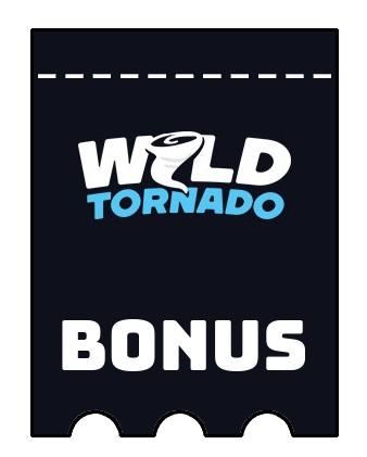 Latest bonus spins from Wild Tornado Casino