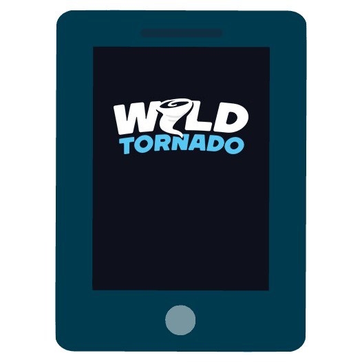 Wild Tornado Casino - Mobile friendly