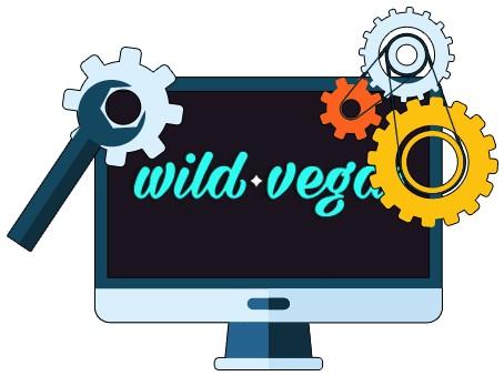 Wild Vegas Casino - Software