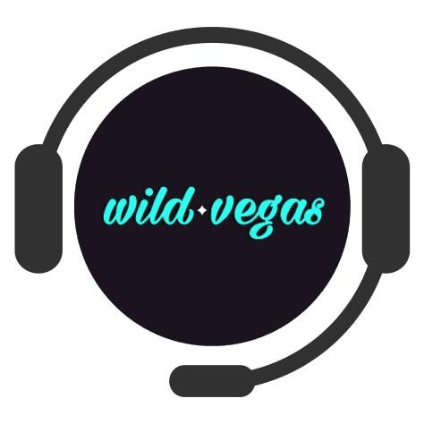 Wild Vegas Casino - Support