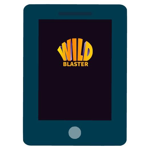 Wildblaster Casino - Mobile friendly