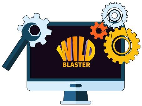Wildblaster Casino - Software