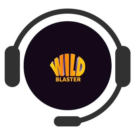 Wildblaster Casino - Support