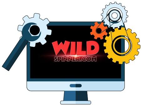 WildSpinner - Software