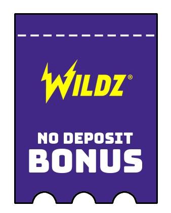 Wildz - no deposit bonus CR