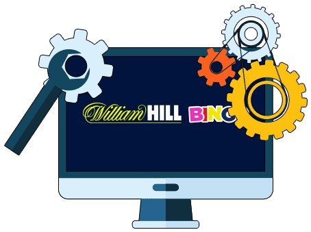 William Hill Bingo - Software