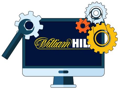 William Hill Casino - Software