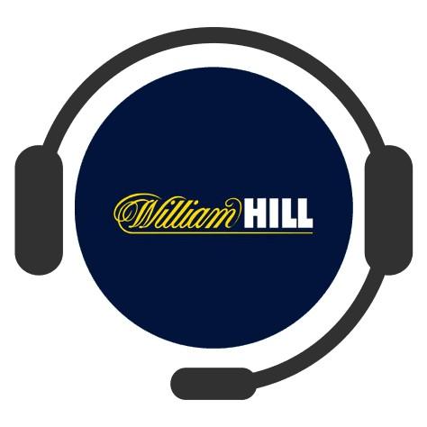 William Hill Casino - Support