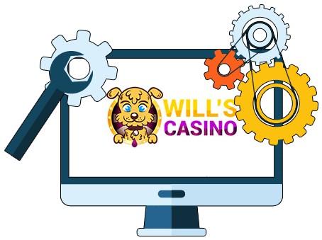 Wills Casino - Software
