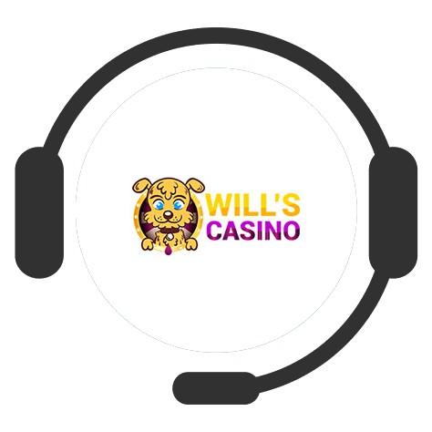 Wills Casino - Support