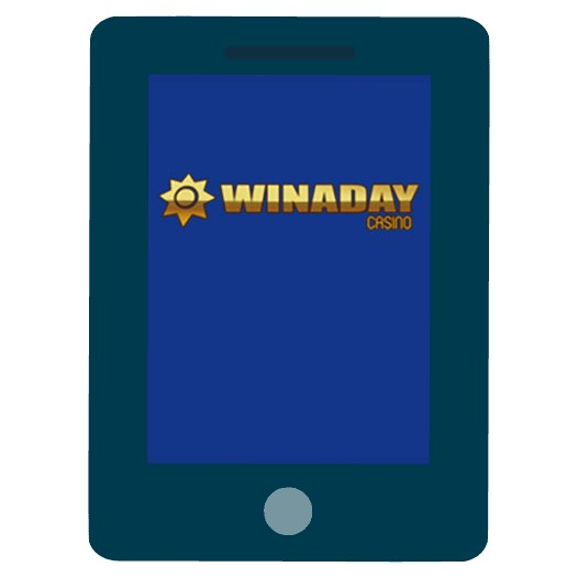 Winaday Casino - Mobile friendly
