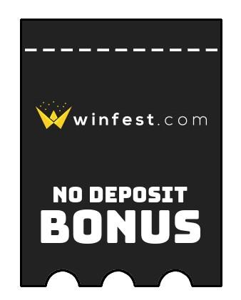 Winfest Casino - no deposit bonus CR