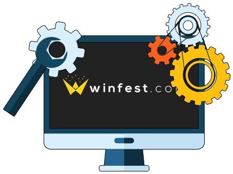 Winfest Casino - Software