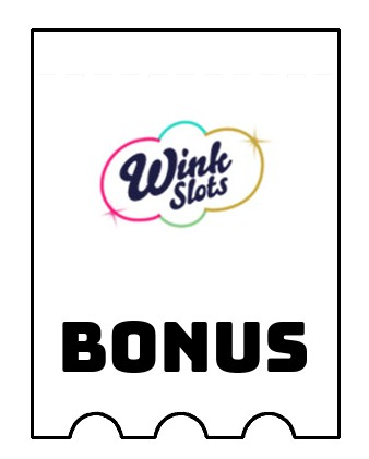 Latest bonus spins from Wink Slots Casino