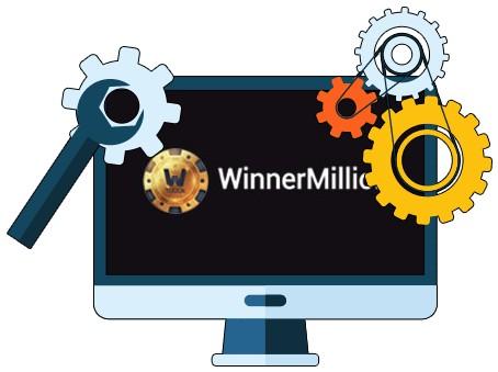 Winner Million Casino - Software