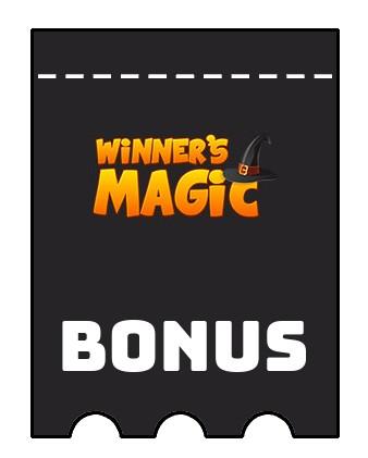 Latest bonus spins from Winners Magic