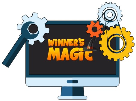 Winners Magic - Software