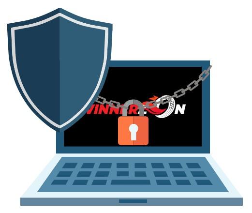 WinnerzOn - Secure casino
