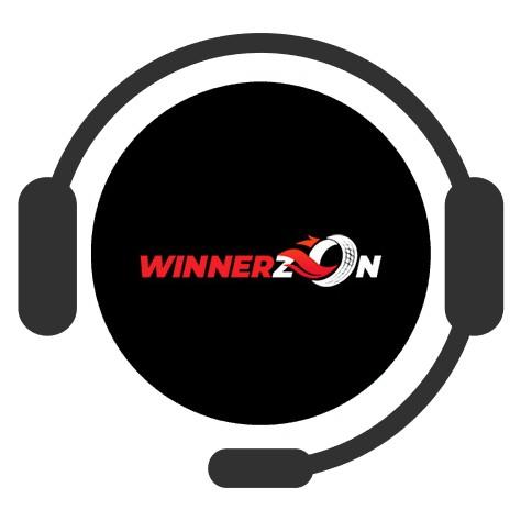 WinnerzOn - Support