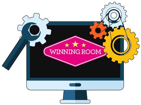 Winning Room Casino - Software