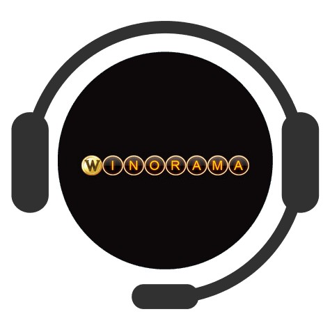 Winorama Casino - Support