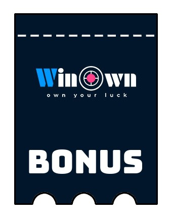 Latest bonus spins from Winown
