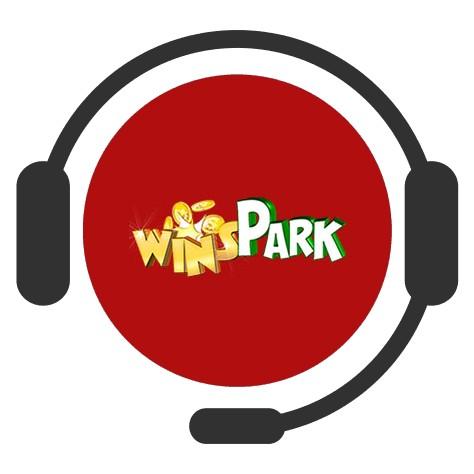 Wins Park Casino - Support