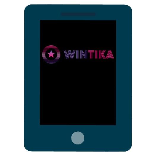 Wintika Casino - Mobile friendly